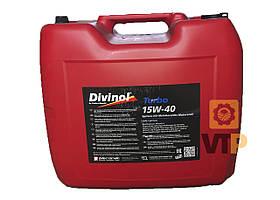 Олива 15W-40 Divinol Multimax Turbo 20 л