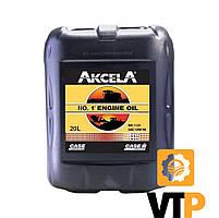Олива AKCELA CASE №1 15W40 CI-4/CH-4 (20 л.)