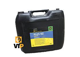 Олива Plus-50 I 15w-40 (20л)  JD,  CI-4/SL