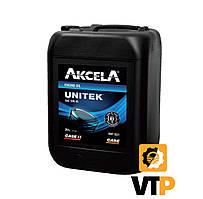Олива AKCELA UNITEK SAE10W-40 моторна MAT3521 (API CJ-4) фас.20л