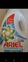 Безфосфатный Ariel-Lenor-Fresh универсальный стиральный жидкий порошок 121 стирок 6.50 l