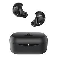 Навушники вакуумні безпровідні з мікрофоном Anker SoundСore Life 2 Black Dot (A3922G11)