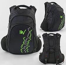 Рюкзак 1 відділення, 2 кишені, USB кабель, в пакеті.