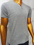 Мужская футболка MSY. 23214-8196(s). Размеры: M,L,XL,XXL., фото 4