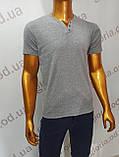 Мужская футболка MSY. 23214-8196(s). Размеры: M,L,XL,XXL., фото 5