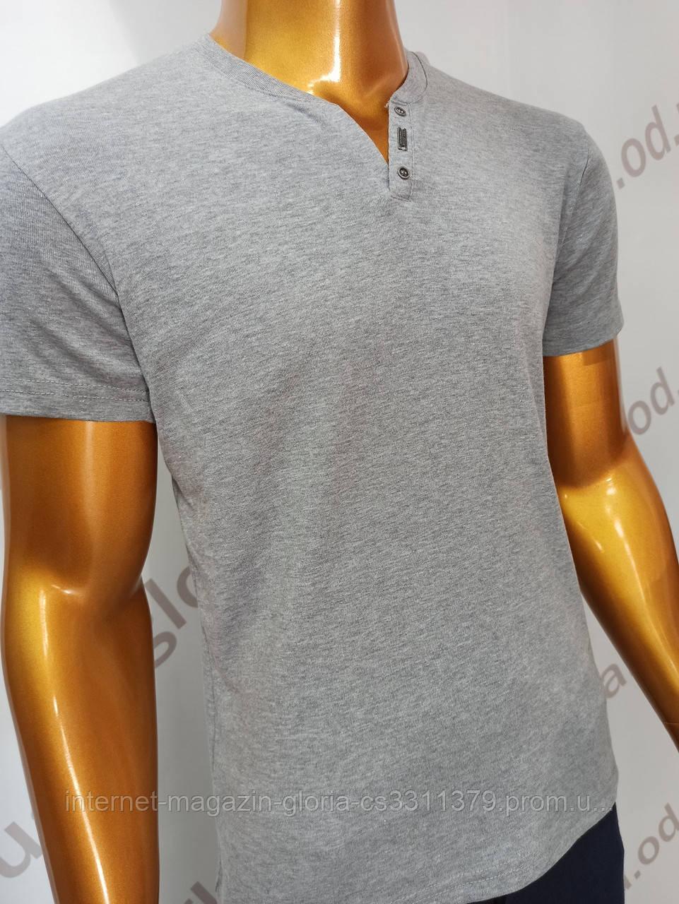 Мужская футболка MSY. 23214-8196(s). Размеры: M,L,XL,XXL.