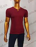 Мужская футболка MSY. 23214-8161(b). Размеры: M,L,XL,XXL., фото 2
