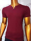 Мужская футболка MSY. 23214-8161(b). Размеры: M,L,XL,XXL., фото 4