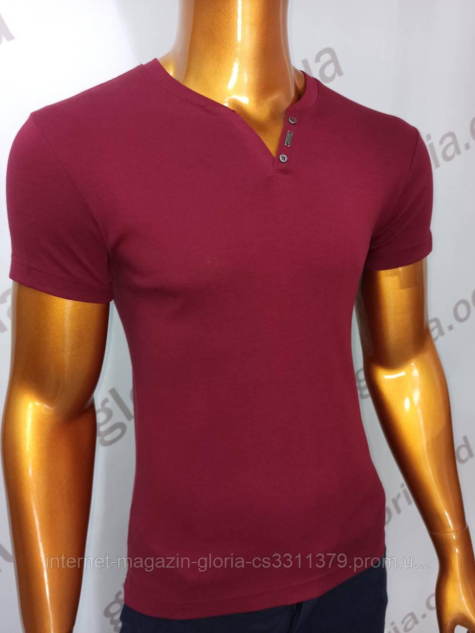 Мужская футболка MSY. 23214-8161(b). Размеры: M,L,XL,XXL.