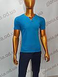Мужская футболка MSY. 23214-8161(g). Размеры: M,L,XL,XXL., фото 2