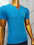 Мужская футболка MSY. 23214-8161(g). Размеры: M,L,XL,XXL., фото 3