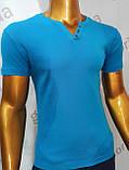 Мужская футболка MSY. 23214-8161(g). Размеры: M,L,XL,XXL., фото 5