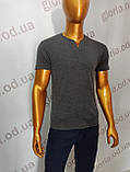 Мужская футболка MSY. 23214-8189(cr). Размеры: M,L,XL,XXL., фото 4