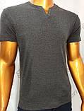 Мужская футболка MSY. 23214-8189(cr). Размеры: M,L,XL,XXL., фото 5
