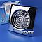 Вытяжной Вентилятор Вентс 100 Квайт TH (хром)  с регулируемым таймером  и датчиком влажности, фото 2