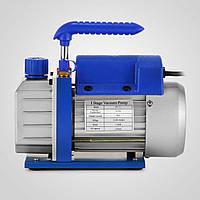 Вакуумный насос 85 л/мин одноступенчатый 1/3HP для доильного аппарата