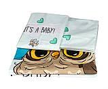 Детский комплект постельного белья  Poplin Cool Baby 100x150 (29375), фото 2