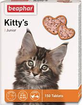 Beaphar Kittys junior Вітаміни для кошенят 150т