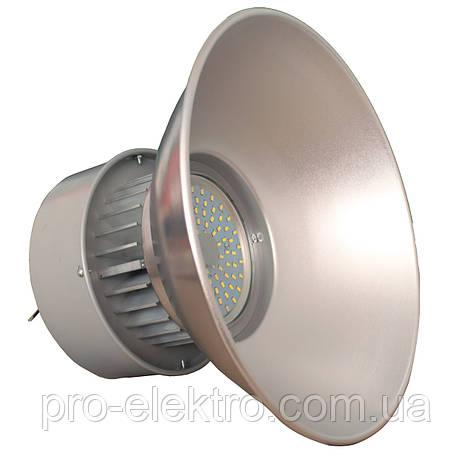 Светильники для высоких пролётов EH-HB-3043 50W Ø39, H:28см 120° 6500K 4500Lm, фото 2