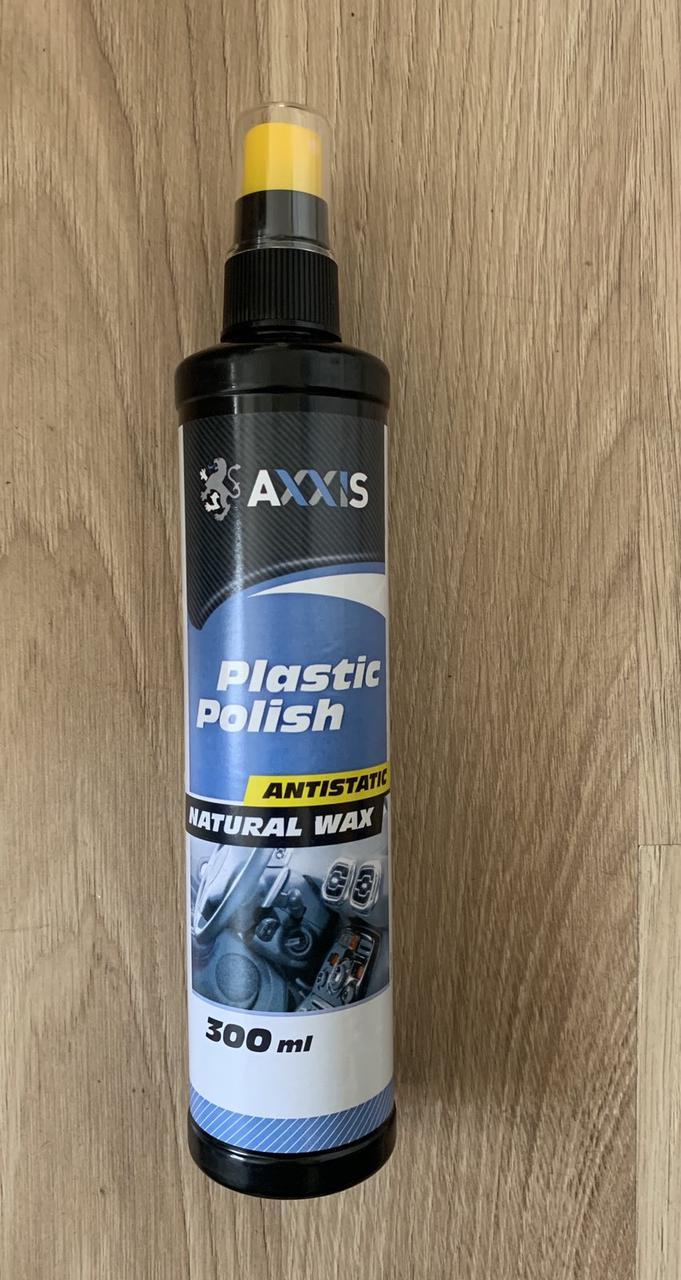 Полироль-ощиститель  пластика салона 300мл (VSB-089)