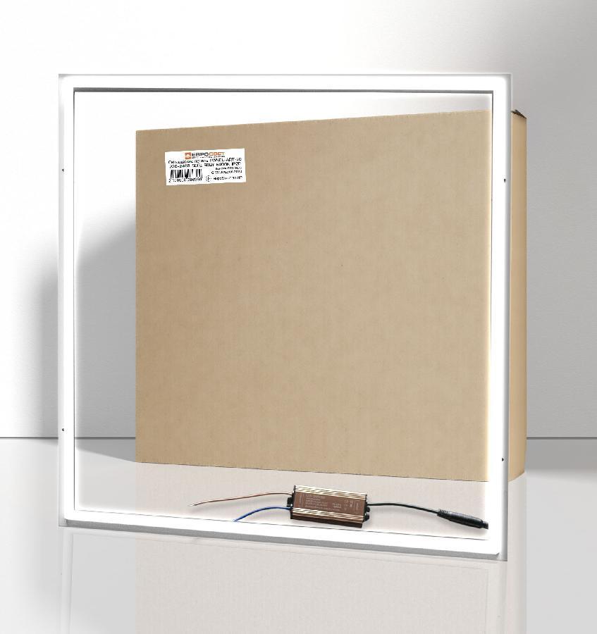 Світильник світлодіодна панель EVROLIGHT PANEL-ART-50 6400K 4000Лм