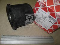 Подушка крепления балки BMW E34 (-97) задняя ось ( Febi), 04181