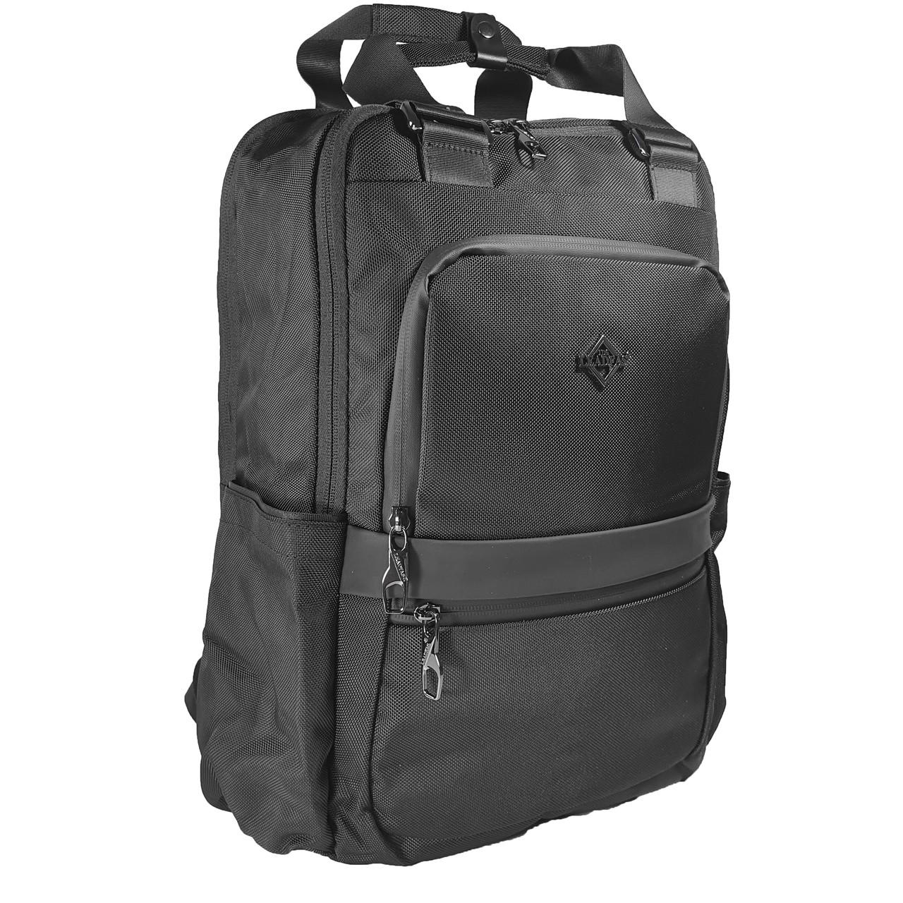 Городской рюкзак для ноутбука с AUX,USB Leadfas