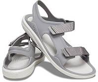 Crocs Swiftwater Expedition Sandal оригинал США W7 37-38 (23 cm) женские сандалии босоножки сандалі original