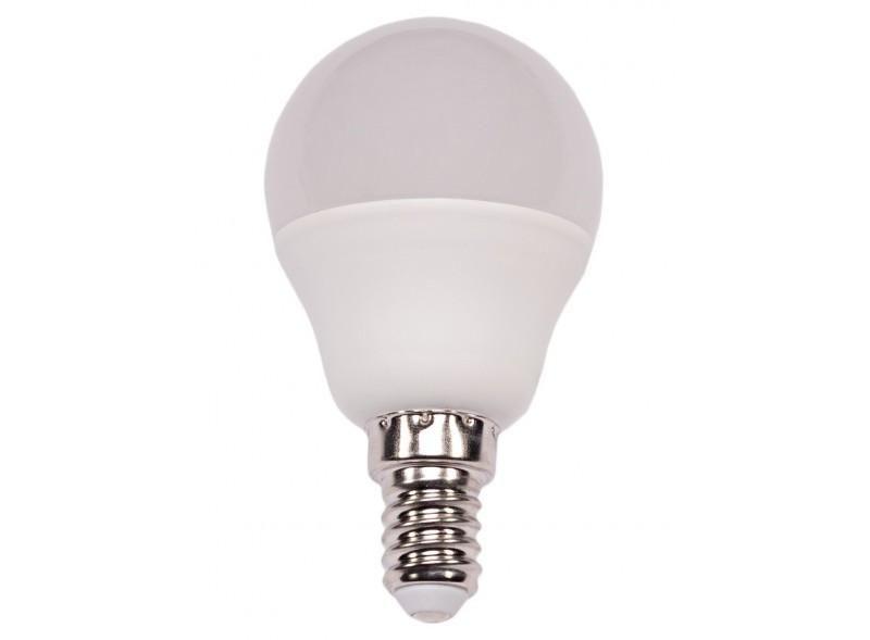 Светодиодная лампа G45 5W 220V E14 Luxel