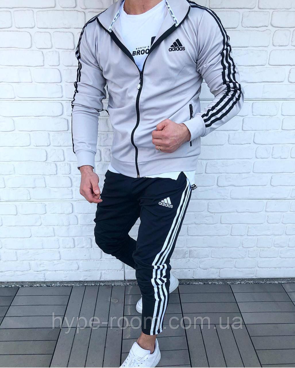 Мужской Спортивный Костюм в стиле Adidas / Турция