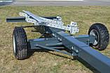 """Тележка для транспортировки жаток двухосная, модель VL-30  (TM 'VOLLAND""""), фото 6"""