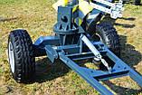 """Тележка для транспортировки жаток двухосная, модель VL-30  (TM 'VOLLAND""""), фото 7"""