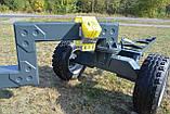 """Тележка для транспортировки жаток двухосная, модель VL-30  (TM 'VOLLAND""""), фото 8"""
