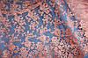 Цвет персик.Ткань сетка  №308