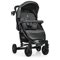 Прогулочная детская коляска  ME 1011L DENIM GRAY Серая