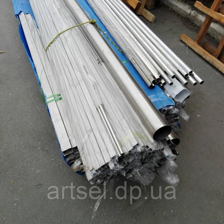 Труба 40 мм из нержавеющих сплавов: применение, производство (продолжение)