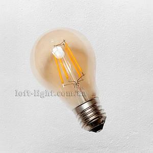 COW лампа LED G45 4W Amber 2300K E27 RC