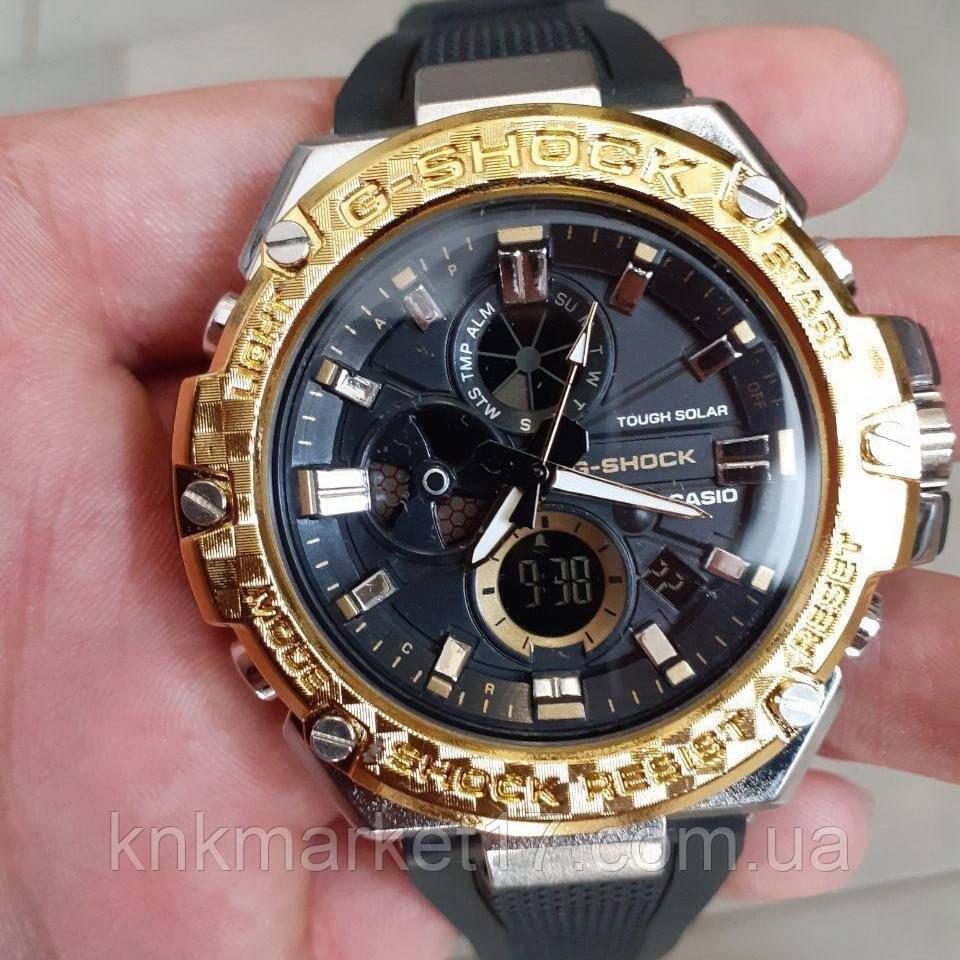 Casio Black-Gold