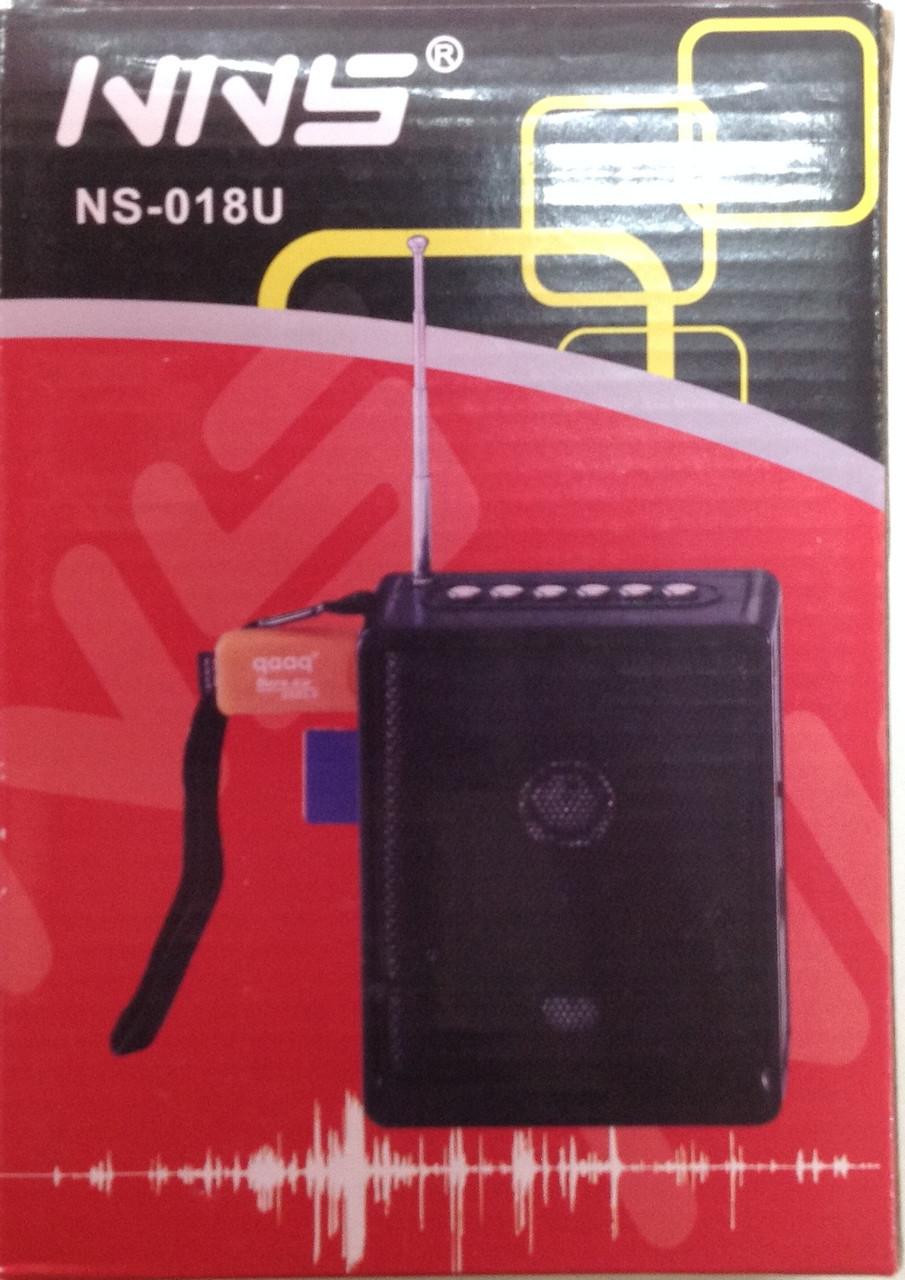 Колонки NS 018+ USB