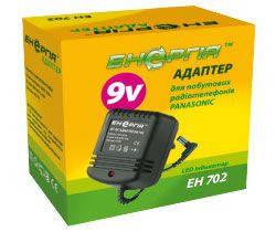 Энергия ЕН 702, Адаптер (220v/9v) Блок питания