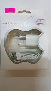 Зарядное устройство Iphon 4s,5,5s,3g (k14)  70105