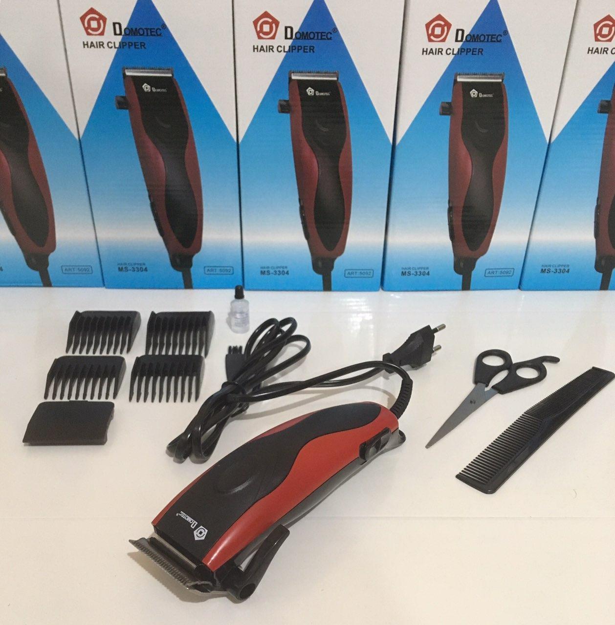 Машинка для стрижки волос Domotec MS 3304
