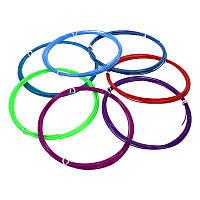 Набор ABS-пластика для 3D-ручки Kaiyiyuan нить 1,75mm (20 цветов по 10 метров)