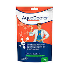 Хлор AquaDoctor C60 1 кг
