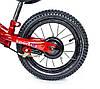 """Велобег Scale Sports 12"""" Красный, фото 3"""