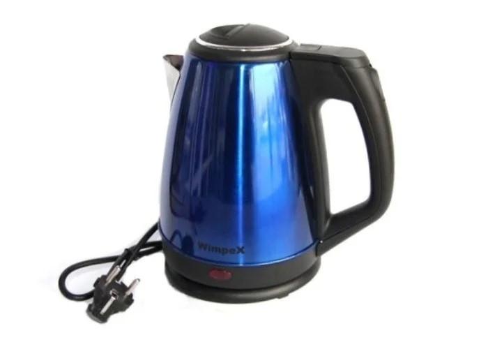 Электрический чайник Wimpex WX 2530 Синий