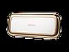Внешний аккумулятор Power Bank Mirror 50000 mAh  (черный, золото), фото 3