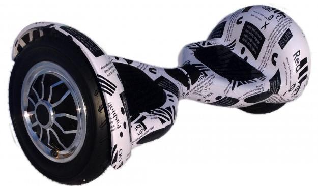 "Гироскутер Smart Balance Wheel 10"" Газета +сумка +пульт"