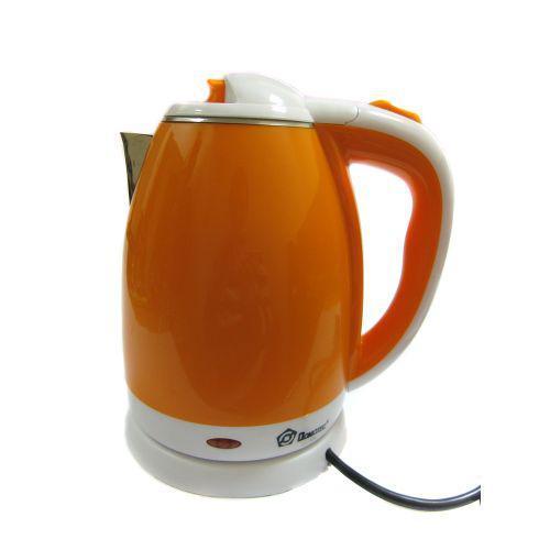 Электрический чайник Domotec MS-5022B оранжевый