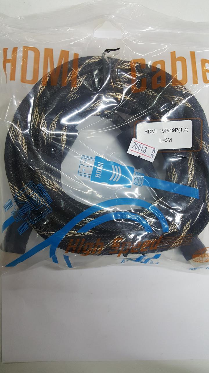 Шнур HDMI -5 м